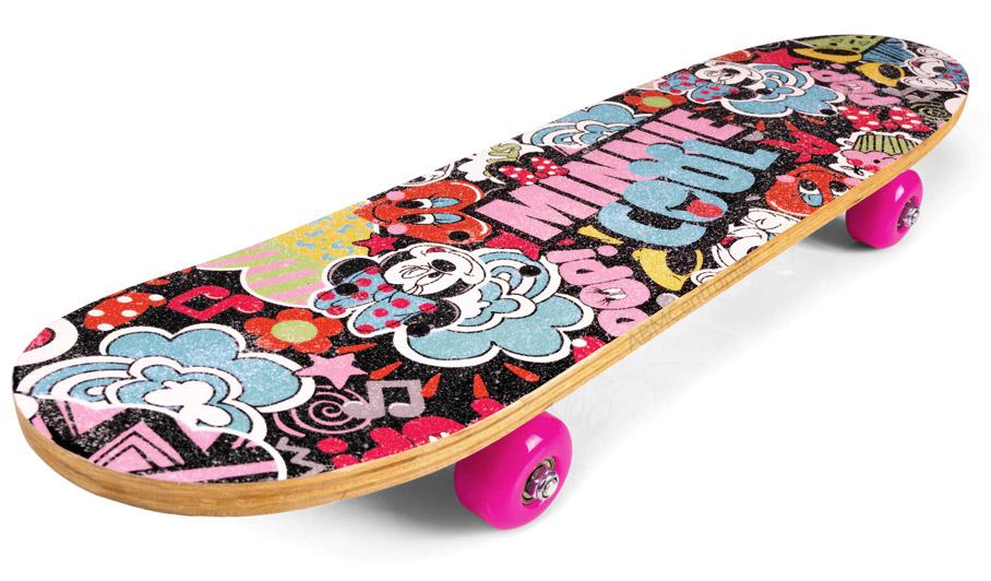 Deskorolka drewniana Skateboard