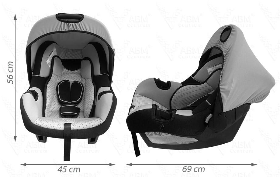 Fotelik 0-13 kg
