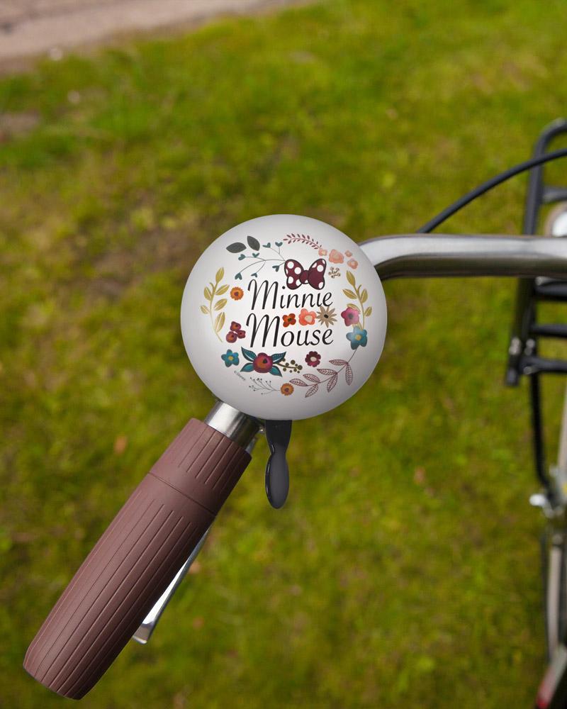 Dzwonek rowerowy duży metalowy