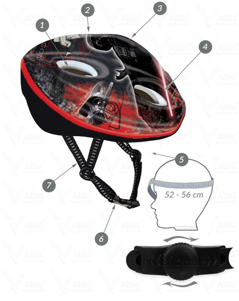 Kask rowerowy dla dzieci