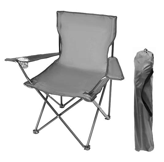 Krzesło turystyczne wędkarskie