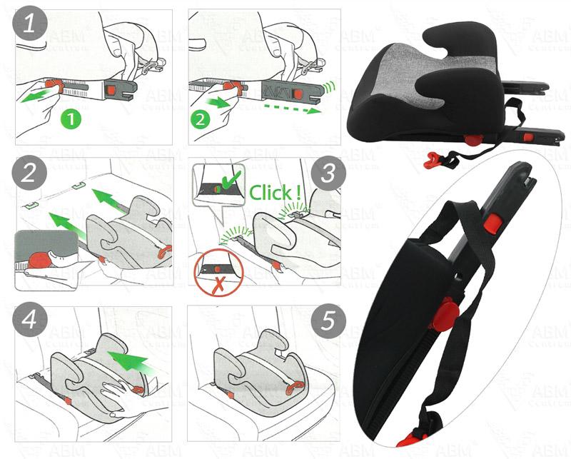 Instrukcja montażu siedziska