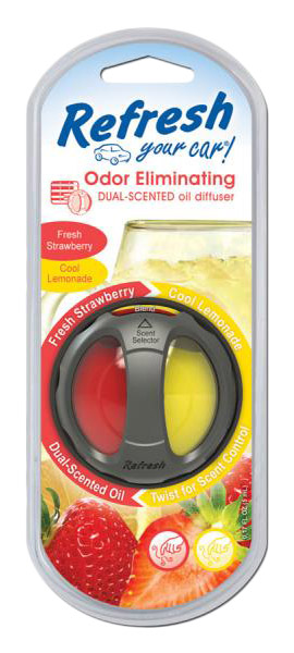 Scented Duo Oil