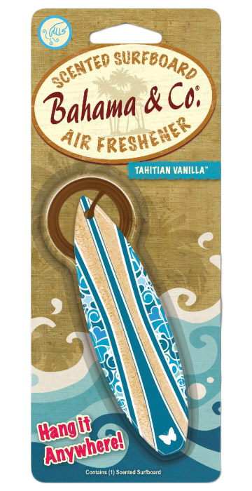 Scented Surfboard